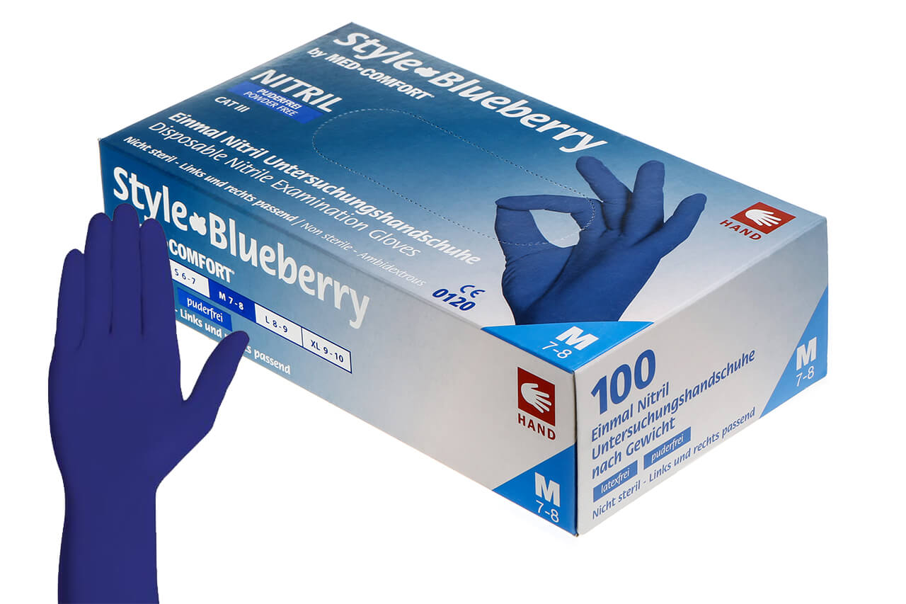 Style Blueberry