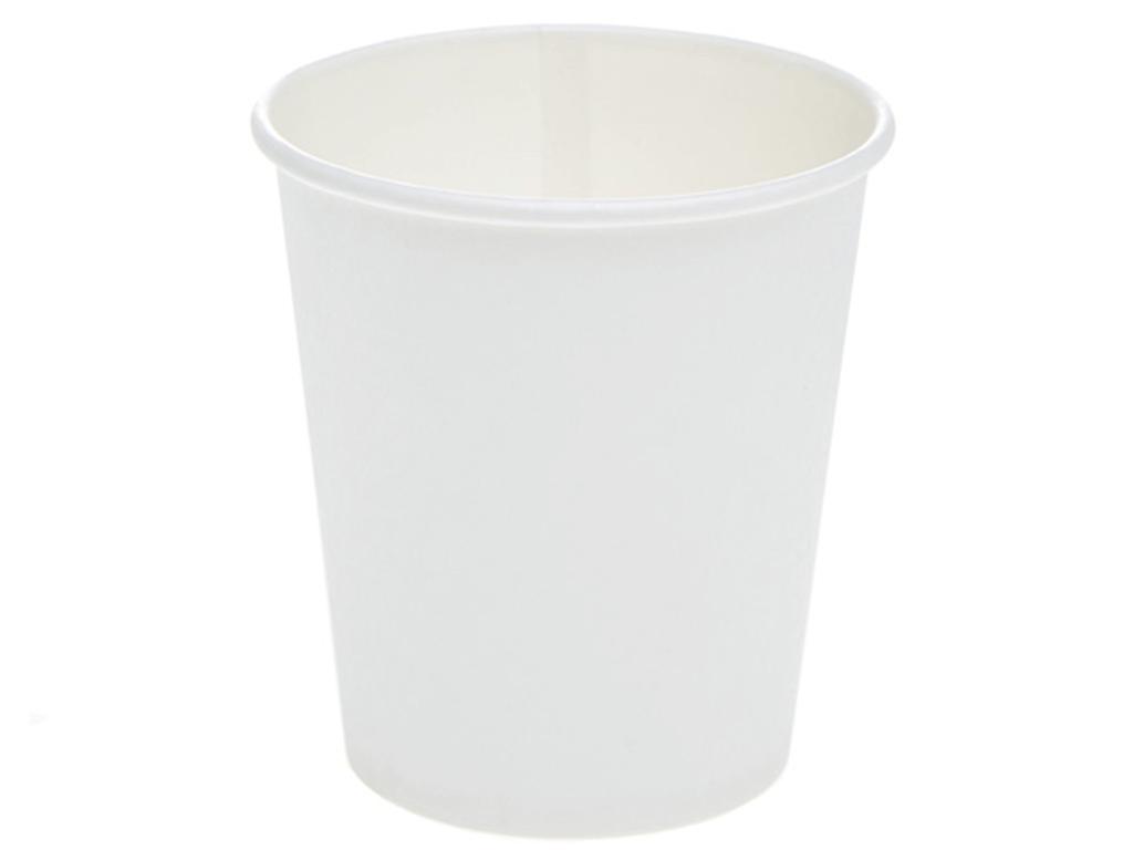 Mundspülbecher aus Hartpapier