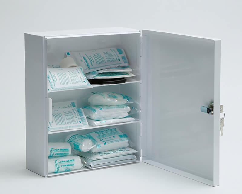 Erste Hilfe-Verbandschrank - DIN 13169