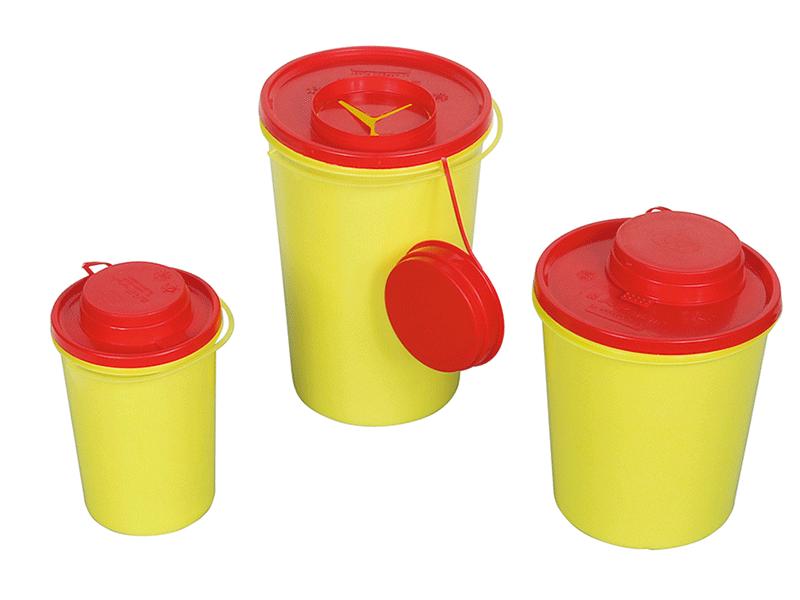 Kanülen - Entsorgungsbehälter