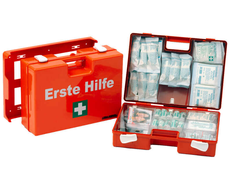 Erste Hilfe-Koffer - DIN 13157