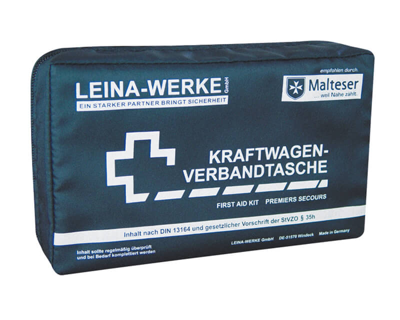 KFZ-Verbandkasten Compact - DIN 13164