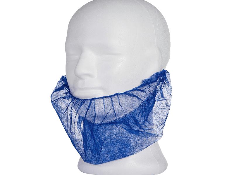 Bartschutz Maske 100 Stück