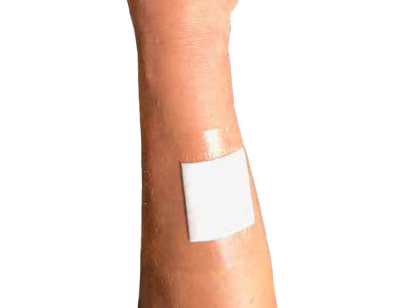 SoreProtect Sterile, transparente Pflaster