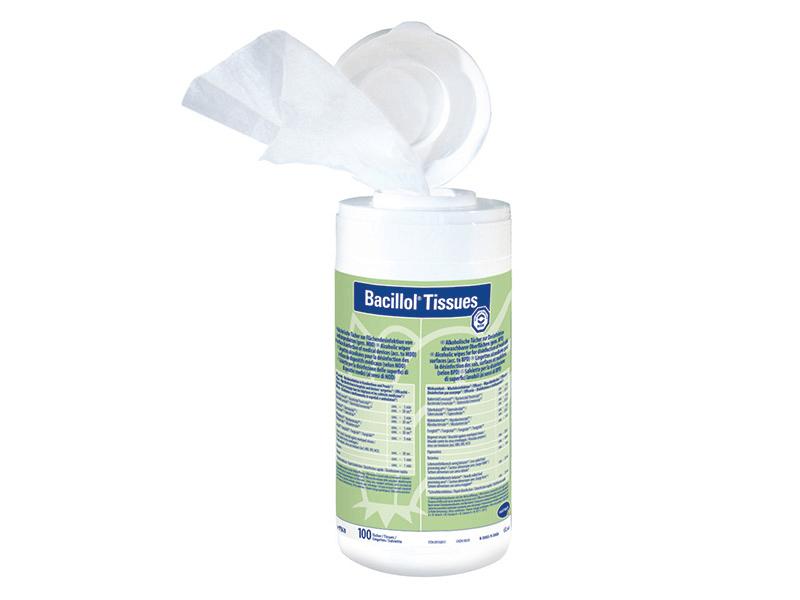 Bacillol Tissues - Desinfektionstücher