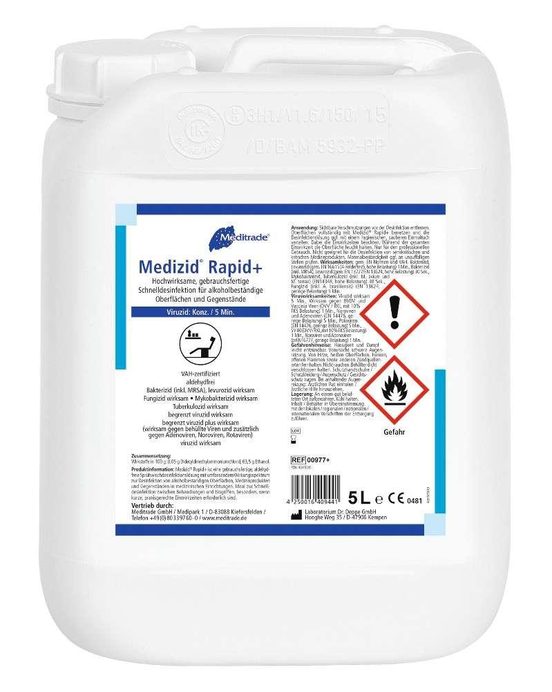 Medizid® Rapid+