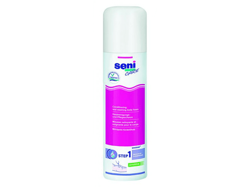 Pflegeschaum - Seni Care, 500 ml