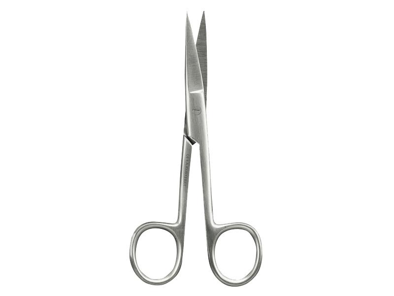 Chirurgische Schere, spitz/spitz