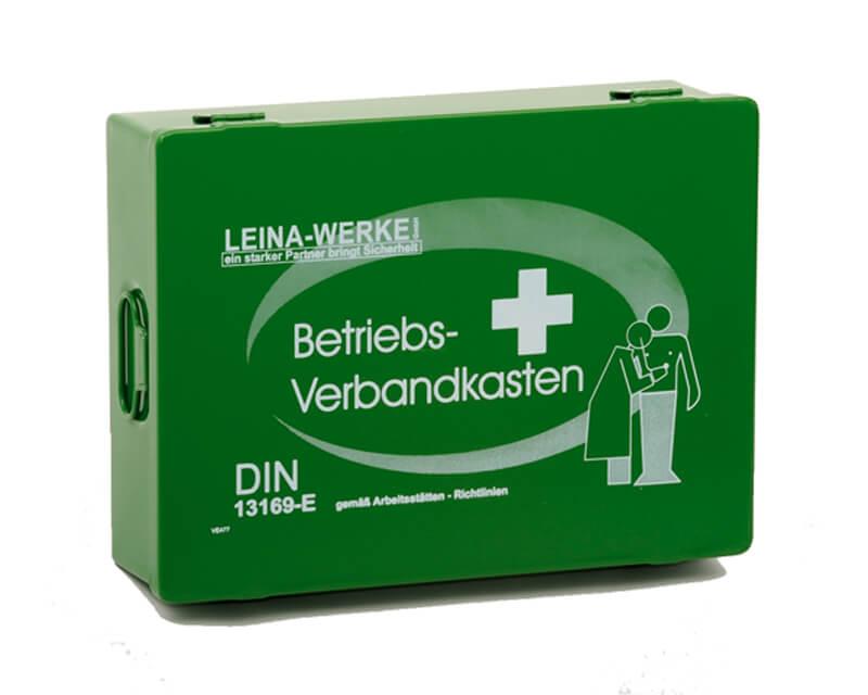 Betriebsverbandkasten - DIN 13169