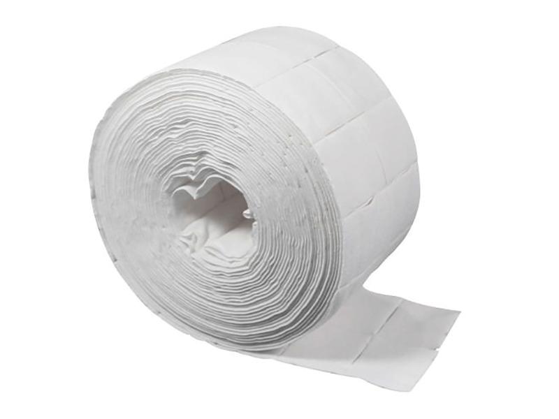 Zellstofftupfer, 4 x 5 cm - weiß, 1.000 Stück