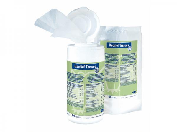 Bacillol Tissues - Desinfektionstücher Nachfüllpack