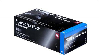 Style Black Latex