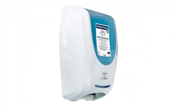 CleanSafe touchless Spender