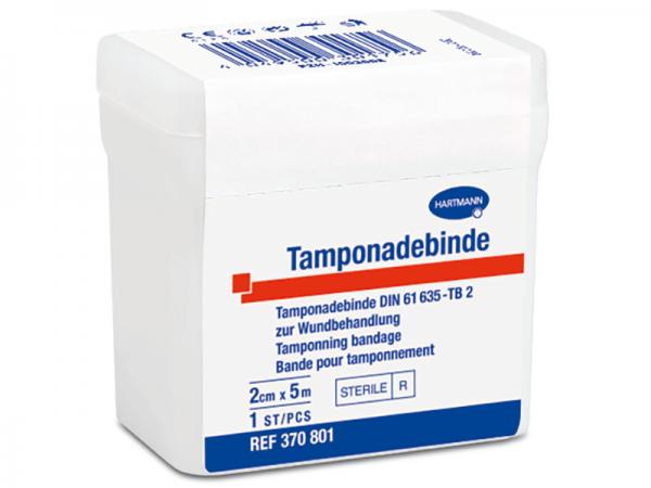 Tamponadebinden steril